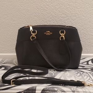 Coach Med. Crossbody Purse w/ strap - Gently Used